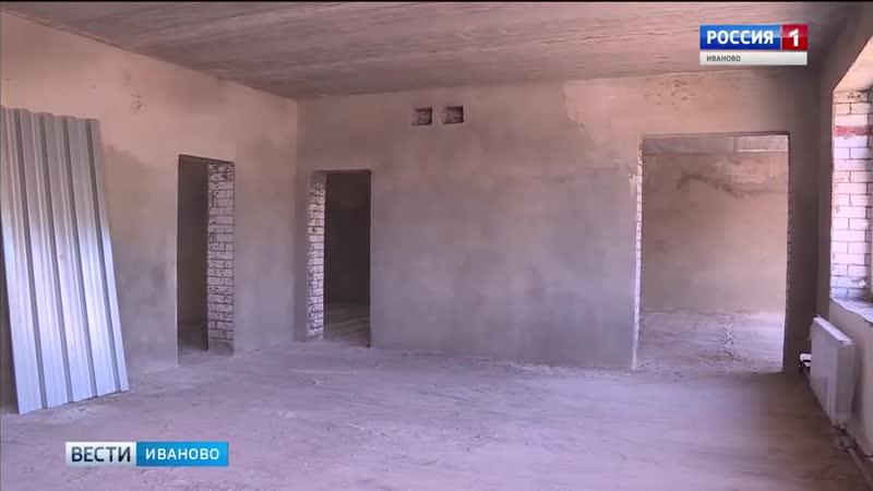 ГТРК «Ивтелерадио» Детский сад в микрорайоне Рождественский планируют достроить в этом году