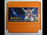 Стрим игры Zen: Intergalactic Ninja (NES\денди) Прохождение