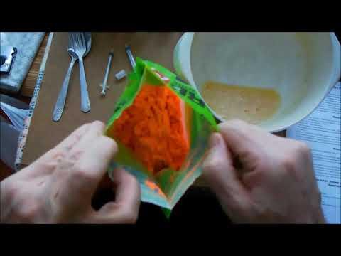 Бойлы. Плавающие бойлы Strawbery Zest на основе смеси CCMOORE Fluoro Pop Up Mix