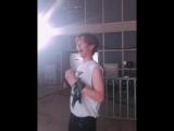 06.08.18 - Джехен из NFlying танцует под фти (POWER OF K)