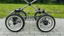 Обзор коляски Navington Caravel - классика с поворотными колесами - так бывает!