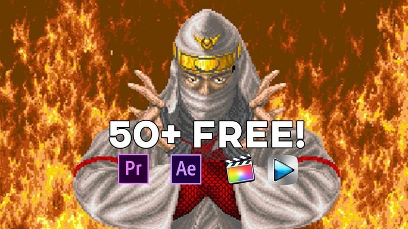 50 FREE Retro Video Game Pack Background Replacement Mortal Kombat 8 bit FOR EDITORS смотреть онлайн без регистрации