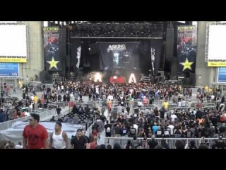 Asking Alexandria - Live at Rockstar Energy Drink Mayhem Festival, Jones Beach, NY 07/30/2014 part 1
