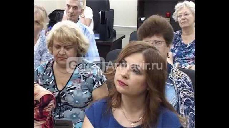 В Армавире сотрудники КПК «Финансовая группа «Сберегательный союз» провели Сем...