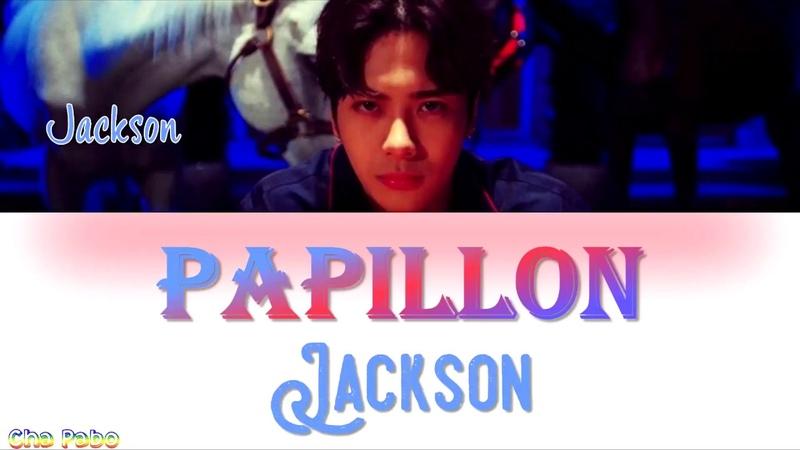 Jackson Wang - Papillon (Color Coded Lyrics)