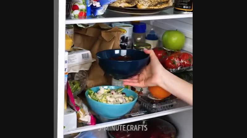 Хитрости и кухонные лайфхаки