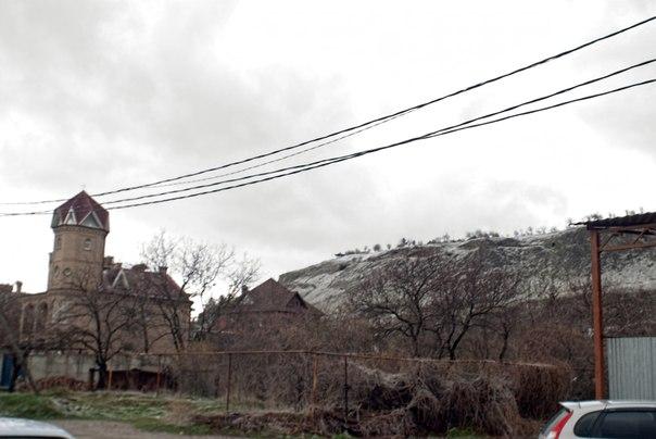 весна в Пятигорске, конец марта