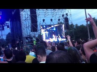 Limp Bizkit - Break Stuff Live 29.06.13 Saint Petersburg GreenFest