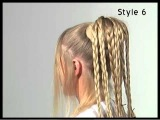 Patrick Cameron How to dress long hair The Bridal Collection DVD