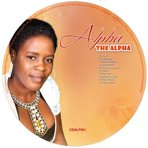 Alpha альбом The Alpha