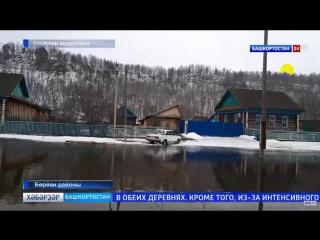 Монасип ауылы Башҡортостан24 каналында.