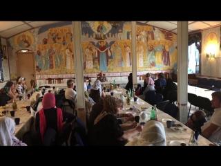 О молитве сегодня — Осипов Алексей Ильич