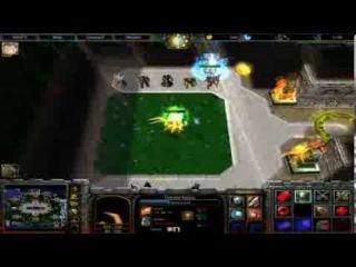 WarCraft прохождение карты: Ангел Арена Алстарс часть 1