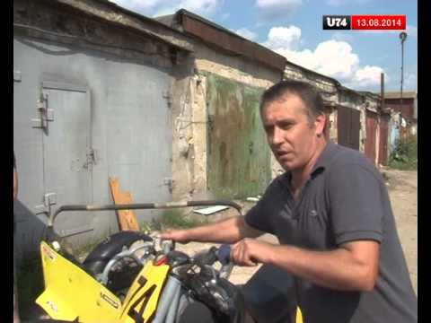 Спортсмены Златоуста - единственные представители области на чемпионате РФ по мотокроссу с коляской
