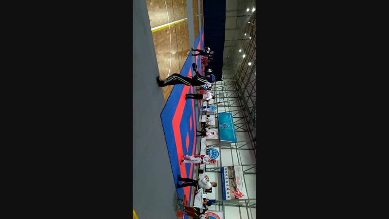 Кикбоксинг Moscow Open point
