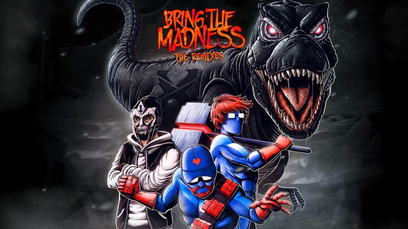 Excision Pegboard Nerds - Bring The Madness (Noisestorm Remix) [Jump Training 200BPM]   Osu!