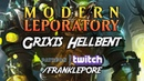 Magic Online Modern Leporatory Grixis Hellbent