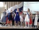 ВЫПУСКНОЙ - ФЛЕШ - МОБ - совместный танец с 4Б классом
