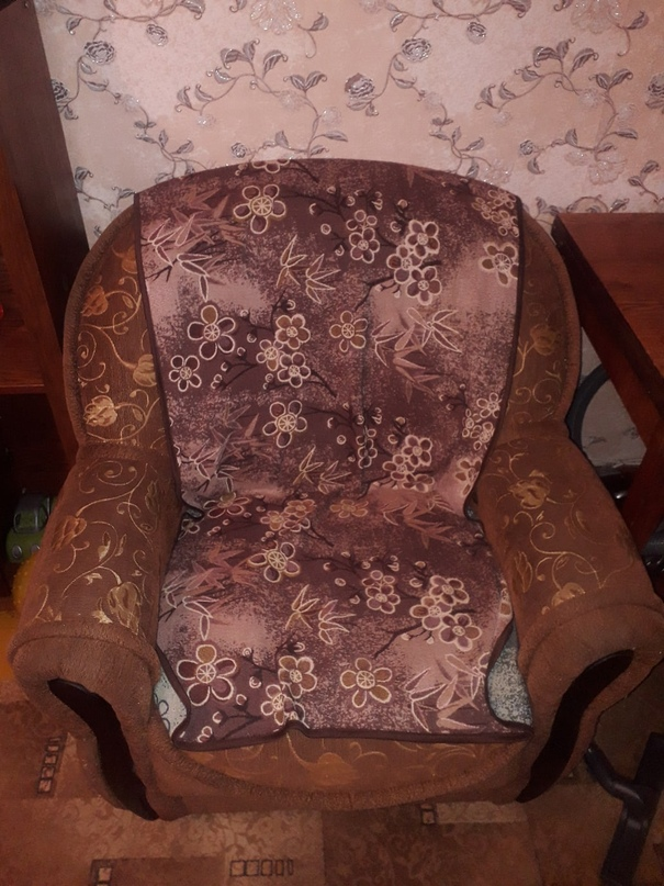 Купить диван трансформер  1500р 2 кресла  | Объявления Орска и Новотроицка №6202