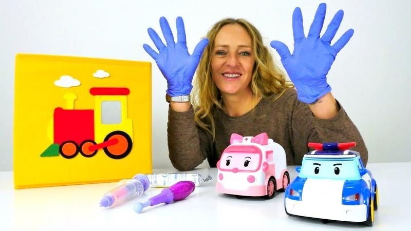 Spielzeug Video - Nicoles Wunderbox - 5 Folgen am Stück