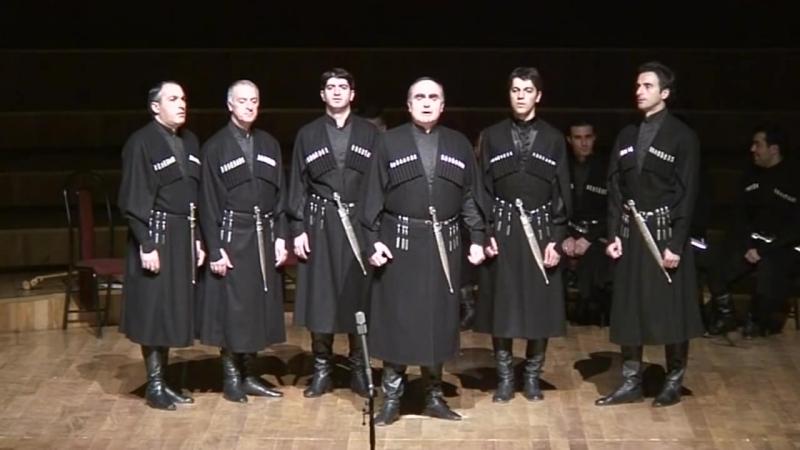 Ensemble Rustavi - OROVELA