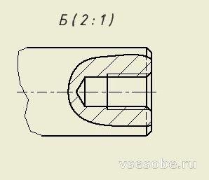 autodesk inventor чертеж