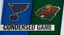 02/17/19 Condensed Game: Blues @ Wild