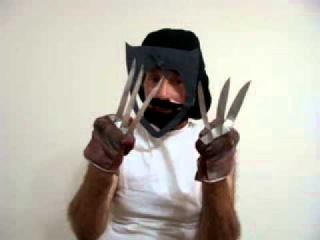 ?!@^Wolverine?@#^Xmen?@#^I'm the best;Ray Sipe;Comedy;Actor;Celebrity;Parody