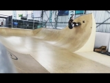 Getting the legs ready for... - Carver Skateboards