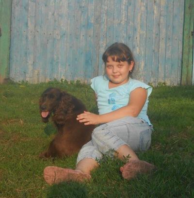 Надя Глаголева, 18 июля 1998, Москва, id181914047