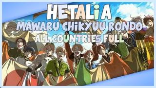 Mawaru Chikyuu Rondo - All Countries Full