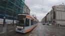 Tramwaje Łódź Linia 7B Najnowsza linia tramwajowa w mieście 4K