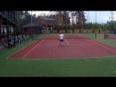 Надаль и Федерер отдыхают Работают настоящие профессионалы
