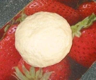 Пирог-сметанник с ягодами Ингредиенты: Для теста: 125 гр. творога 65 гр.