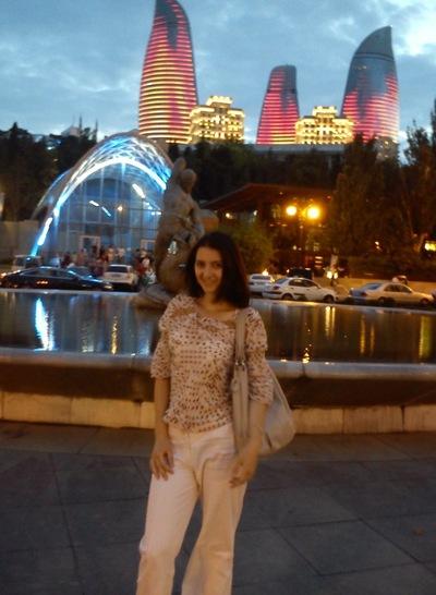Карина Мусаева, 6 марта 1995, Москва, id150159025