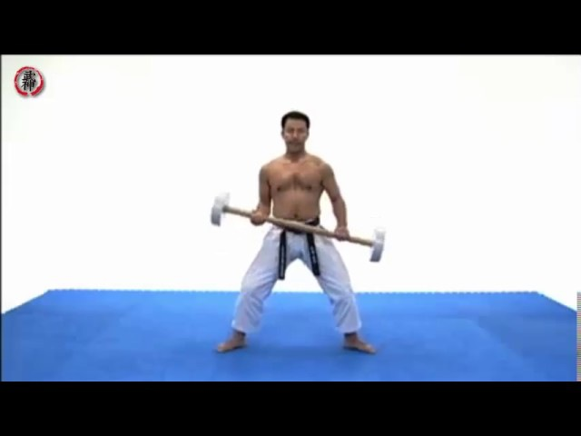 Каратэ Годзю-Рю Ходзё Ундо - Karate Goju Ryu Hojo Undo 3 - Tan