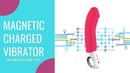 The Big Boss G5 Massager Magnetic USB Charged Vibrator New High Tech Big Vibrating Dildo