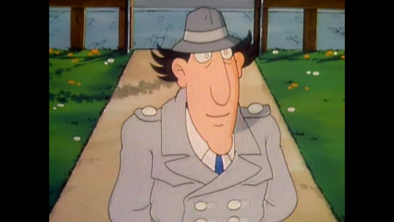 Инспектор Гаджет 2x20 Gadget and Old Lace1983 Inspector Gadget
