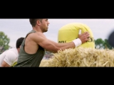 Strongman Sandbags — The 2017 CrossFit Games (CF92)