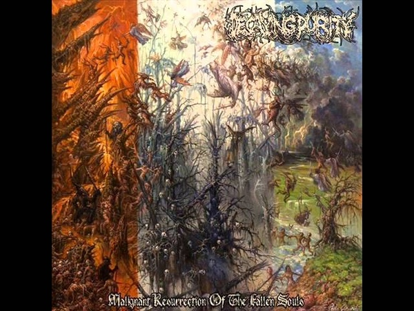 Decaying Purity - Malignant Resurrection Of The Fallen Souls (2014) (FULL)
