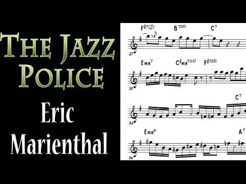 Eric Marienthal The Jazz Police w Gordon Goodwins Big Phat Band at Disneyland Live