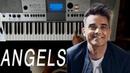 Como Tocar ANGELS en PIANO - Tutorial ROBBIE WILLIAMS