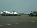 вертолёты ми 35 и ми 17