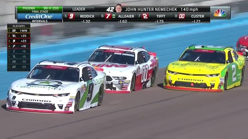 NASCAR Xfinity 2018. Этап 32 - Финикс