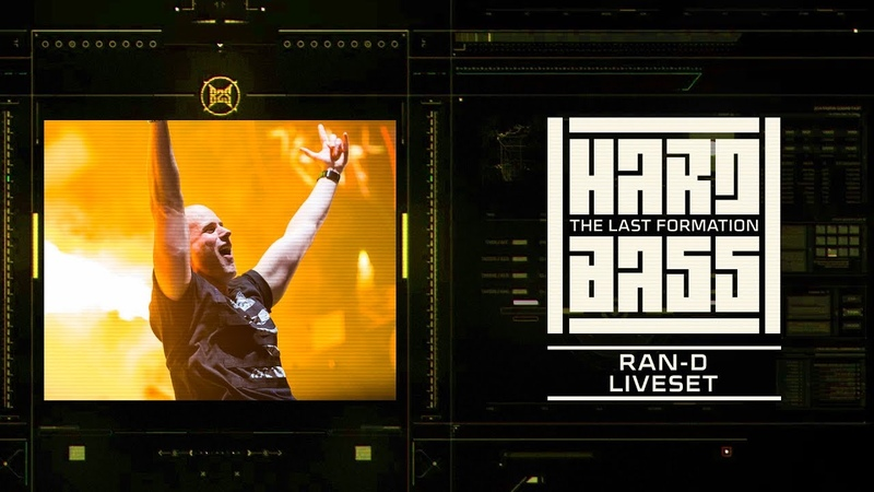 Hard Bass 2019 | Ran-D - We Rule The Night (showcase)