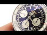 Обзор часов Authentic Breitling Navitimer Watch
