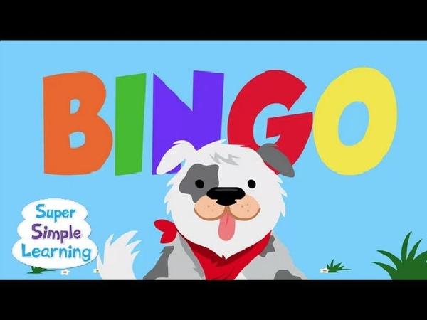 BINGO   Super Simple Songs
