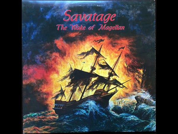 Savatage - 1997 - The Wake Of Magellan © Full Album © Vinyl Rip [2×LP]