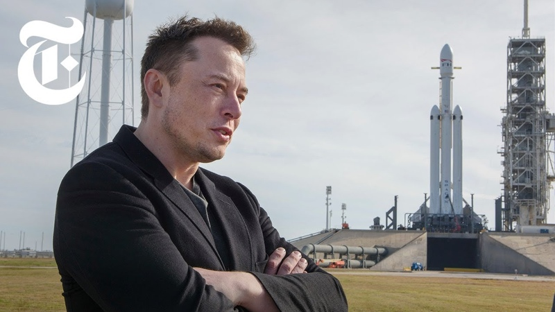 Elon Musk's Highs and Lows: PayPal, SpaceX, Tesla | NYT News