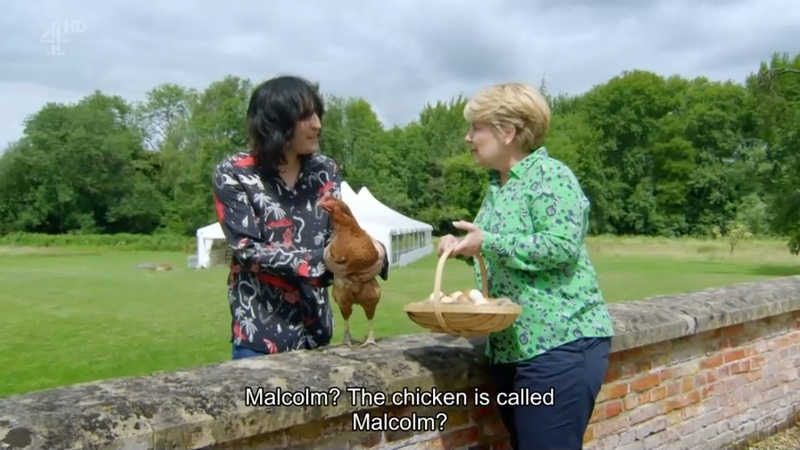 The Great British Bake Off S08E09 Patisserie Week (eng subs)